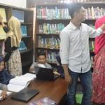 Perpustakaan yang Memadahi